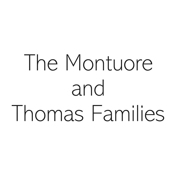 The Montuore and Thomas Families