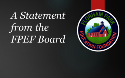 A Statement from the FPEF Board