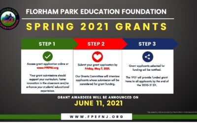 Spring Grant 2021 application is open!